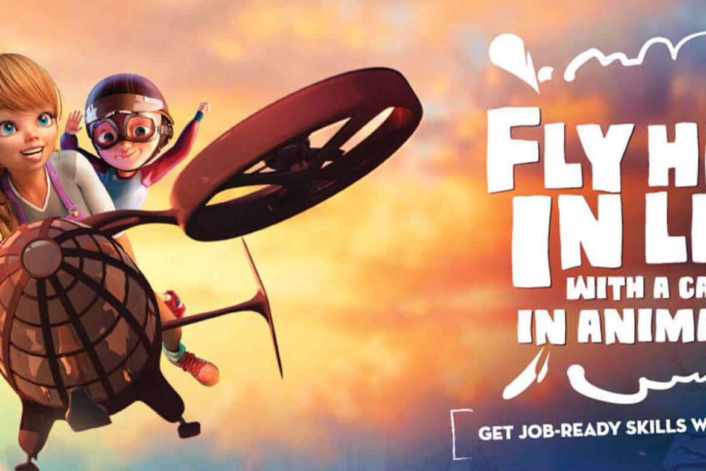 Best 3D Animation & VFX Institute in Surat